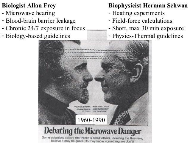 Biologist Allan Frey - Microwave hearing - Blood-brain barrier leakage - Chronic 24/7 exposure in focus - Biology-based gu...