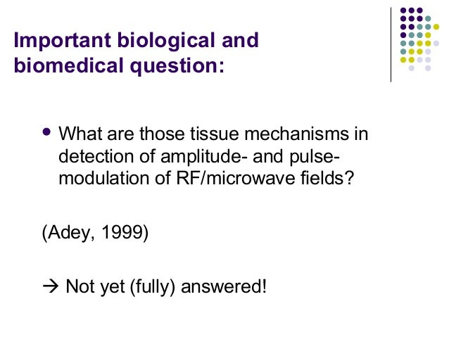 Important biological and biomedical question:  What are those tissue mechanisms in detection of amplitude- and pulse- mod...