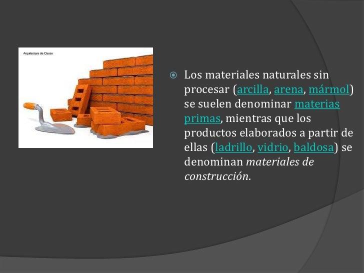 Ahorro de materiales e insumos en la construcci n 4 for Materiales de construccion marmol
