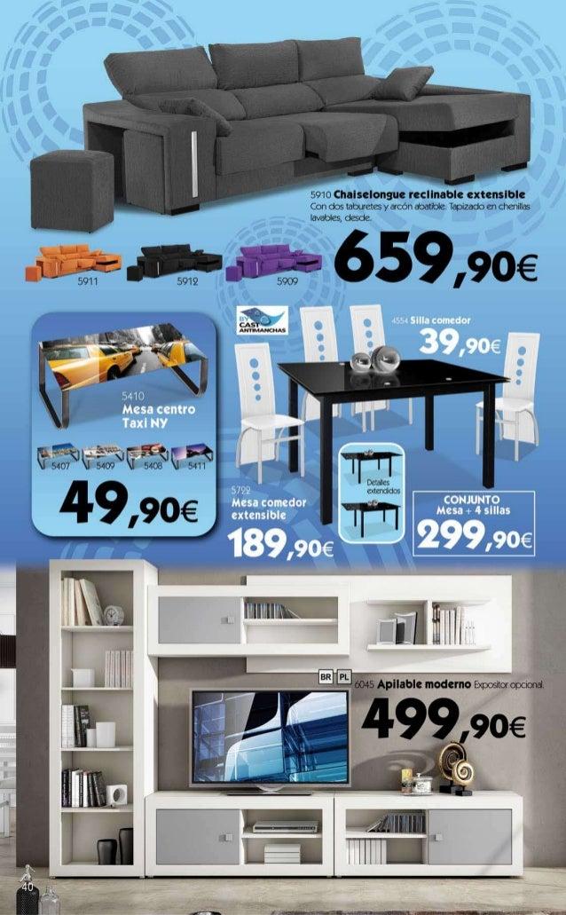 Ahorro Total Muebles Avance 2015