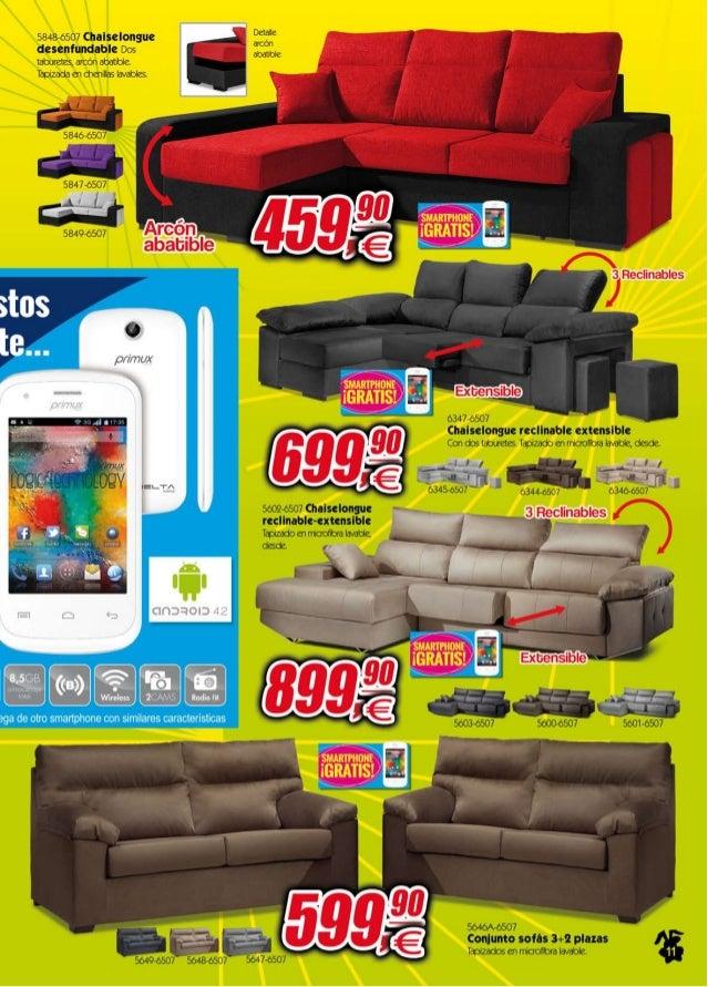Ahorro total muebles invierno 2015 for Ahorro total villalba