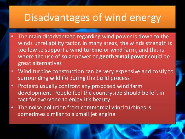 Wind and wave energy