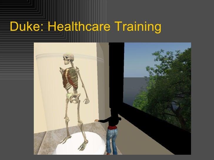 Duke: Healthcare Training