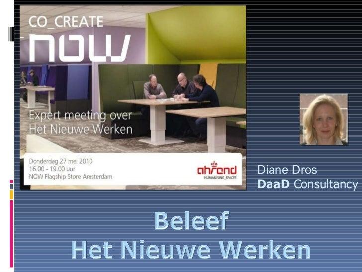Diane Dros  DaaD  Consultancy