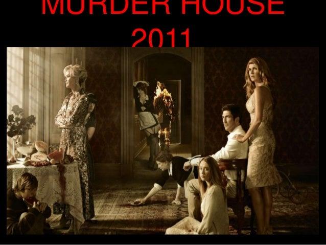 American horror story modern house