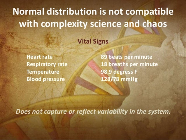 An overview of the chaos theory and complexity in science