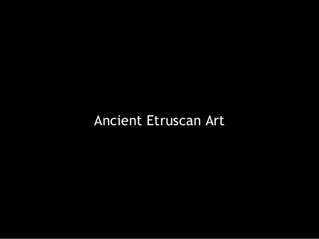 AHTR Roman and Etruscan Art Slide 3