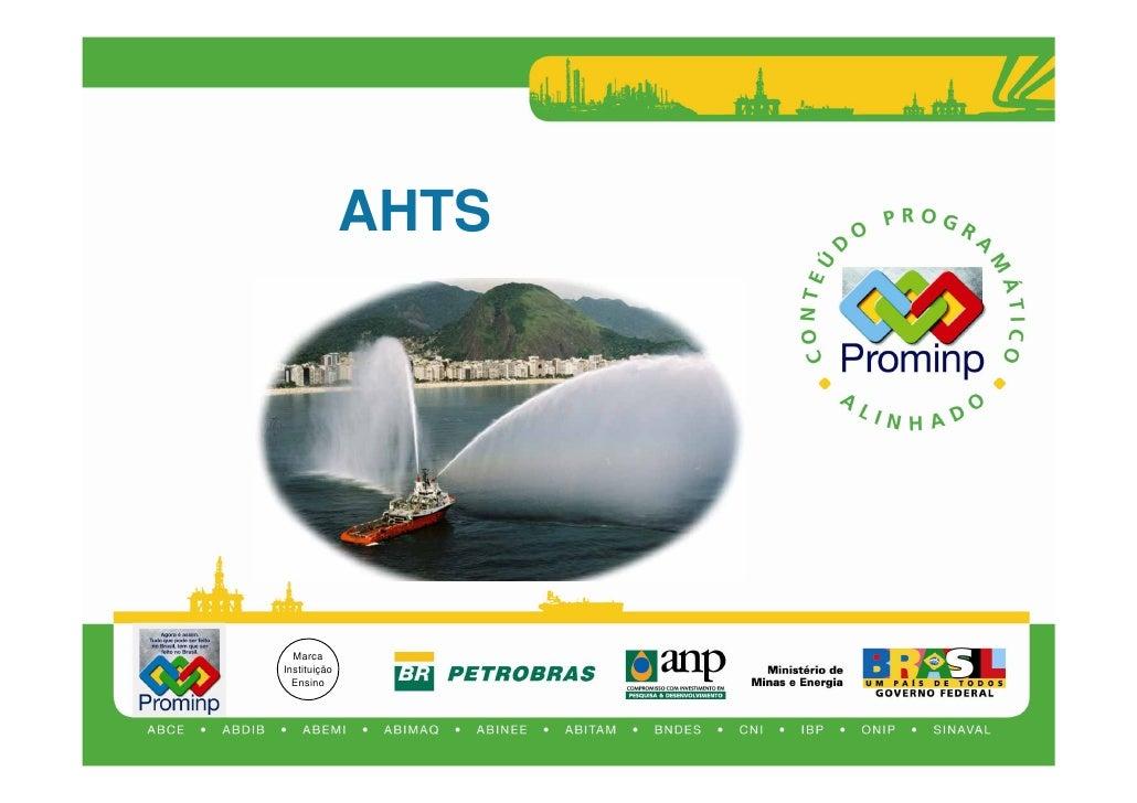 AHTS       Marca Instituição   Ensino