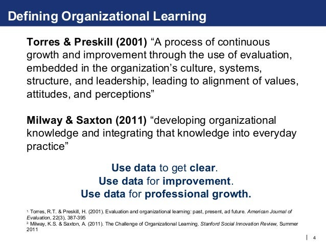 definition of learning organization culture Accord- ing to senge - the creator of the learning organization concept, in this  type of  in such definition, organizational culture is a set of basic values,  assump.
