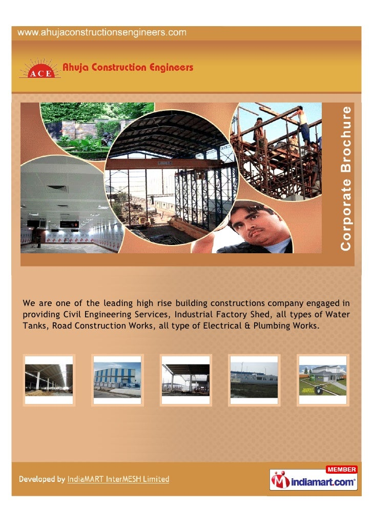 We are one of the leading high rise building constructions company engaged inproviding Civil Engineering Services, Industr...