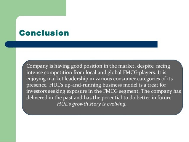 hul project report Top competitors for hindustan unilever limited - get a clear understanding of hindustan unilever limited's competition view competitive landscape report.