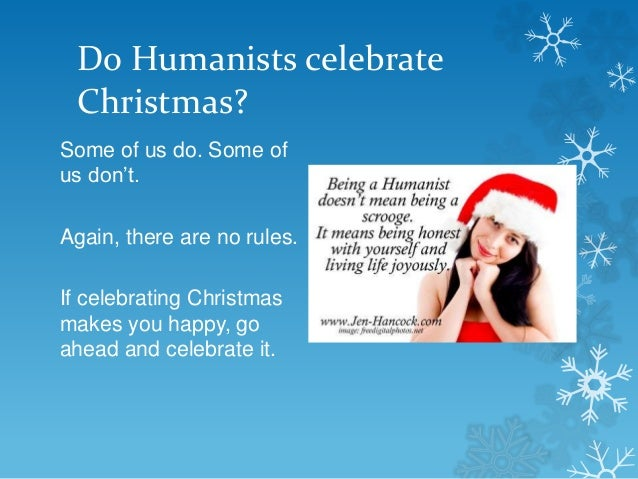 Image result for humanist xmas