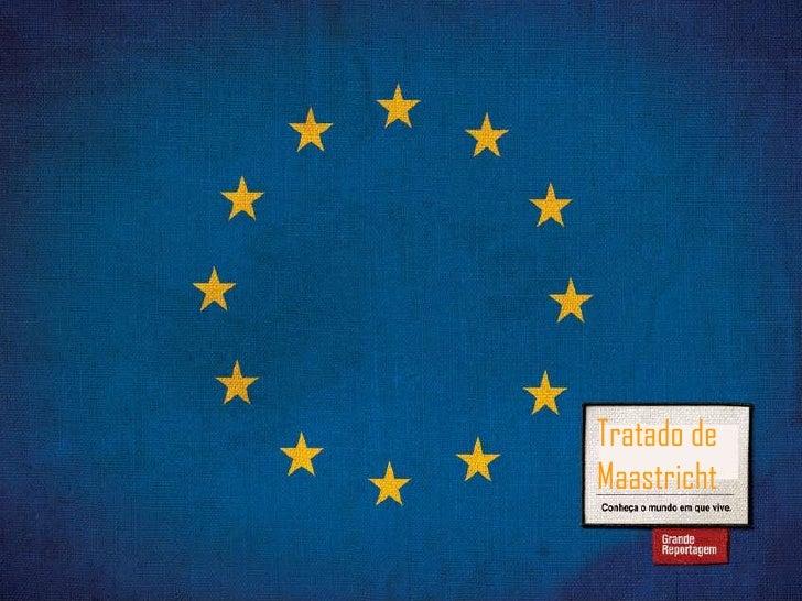 Tratado de Maastricht<br />