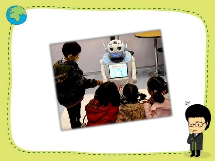 เกาหลีใต้กาลังทดลองหุ่นยนต์รุ่นใหม่ล่าสุดชื่อว่า KIRO โดยวัตถุประสงค์ของการออกแบบหุ่นยนต์ตัวนี้ก็คือ การทาหน้าที่เป็นครูอน...