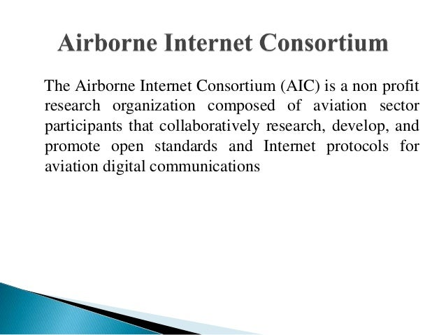 airborne internet Recent advances in sensor and communication technologies have witnessed an  unprecedented application increase of the airborne communication networks in.