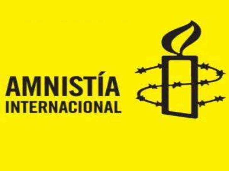 Amnistia internacional<br />