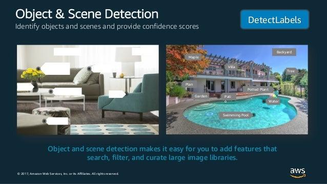 DetectLabels  Amazon Rekognition