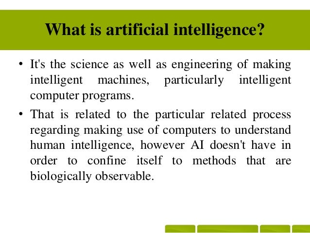 assignment artificial intelligence and pattern recognition Artificial intelligence based pattern recognition with ca apm by dr smrati gupta july 11, 2018  using neural networks for proactive triaging  the power of machine learning appraises its full potential with the combination of rich, relevant and reliable data in the domain of application performance monitoring, its rather imperative to have a rich collection of data, however, it requires a .
