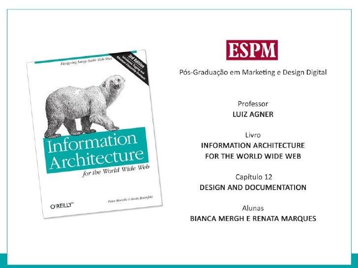 AI - Design e documentação