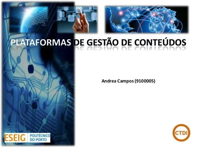 Andrea Campos (9100005)