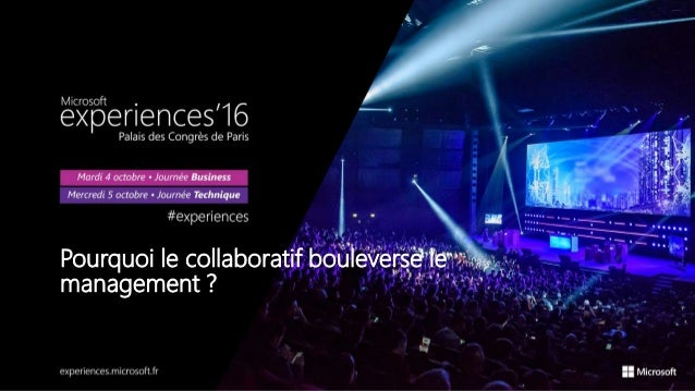 Pourquoi le collaboratif bouleverse le management ?