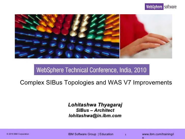 Lohitashwa Thyagaraj SIBus – Architect [email_address]