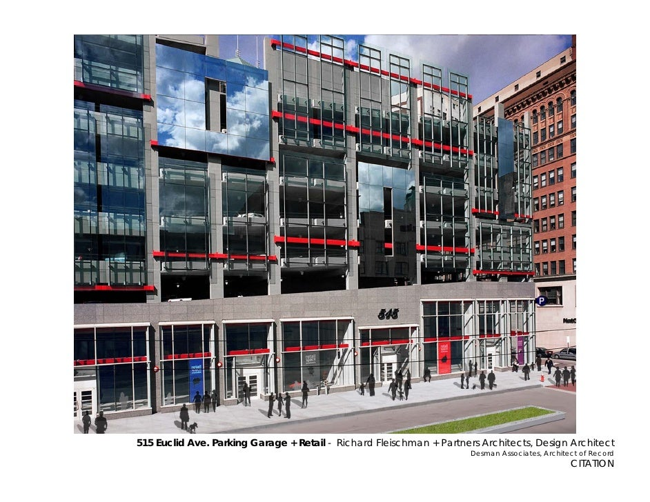 Akron-Summit County Public Library / Main Branch - Gwathmey Siegel & Associates, Design Architect                         ...