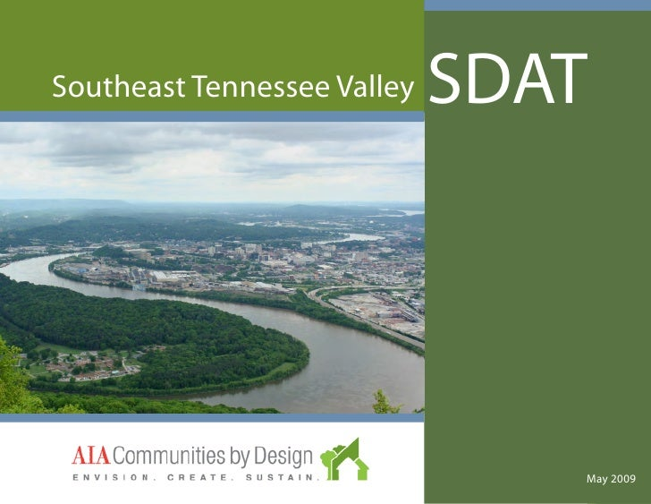 Southeast Tennessee Valley   SDAT                                                May 2009                                T...