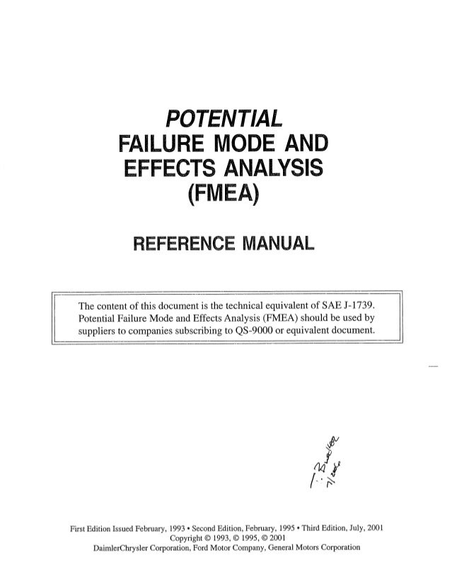 FMEA 4TH EDITION MANUAL PDF