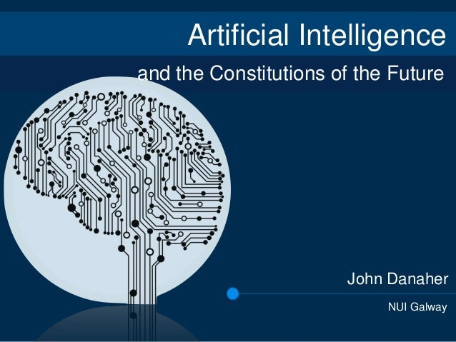 Ai and constitutions of the future