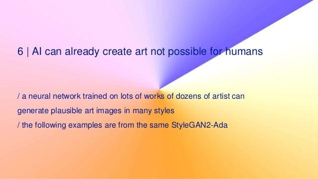 Ai and Myths of Creativity