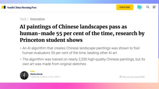 We have been asking why synthetic art images generated by AI can fool general public but not experts? Instead we should as...
