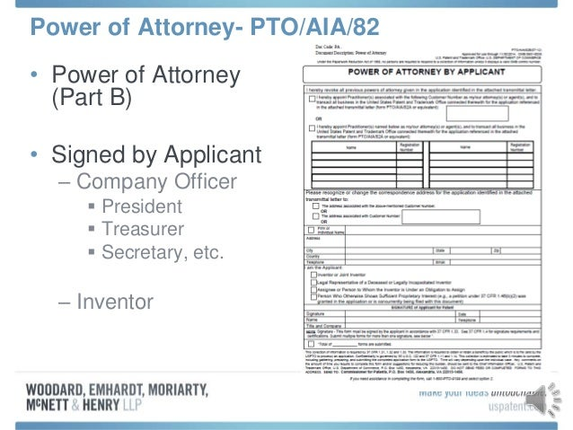 Aia Power Of Attorney Practice Presentation Mar 20 2013