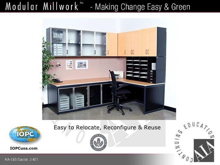 Easy to Relocate, Reconfigure & Reuse IOPCusa.com