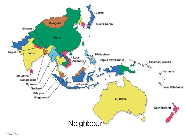indonesia and australia relationship within places