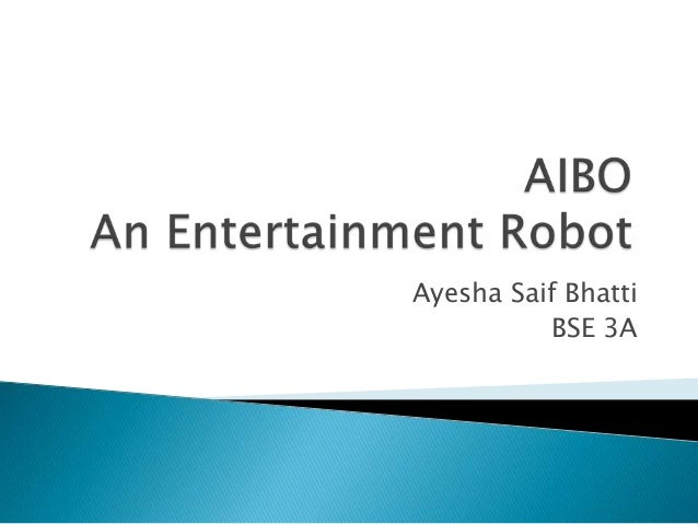 Ayesha Saif Bhatti          BSE 3A