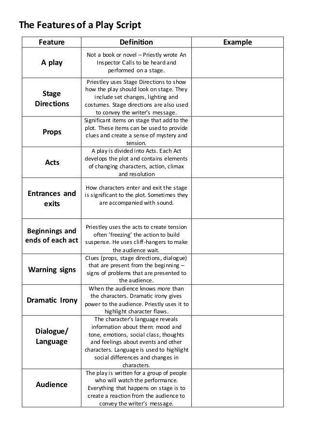 literature in english exemplar scripts English literature 12 • critical and personal response to literature • ask  students to  portrayals, relevant issues, and exemplars of themes such as.