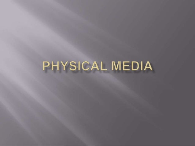  The Physical layer is concerned with network media and signaling.This layer produces the representation and groupings of...