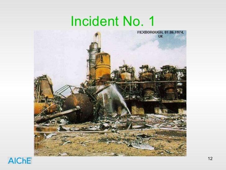 Incident No. 1