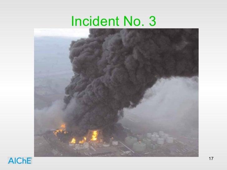 Incident No. 3