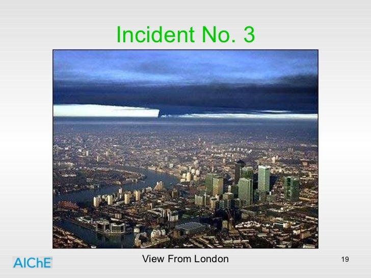 Incident No. 3 View From London