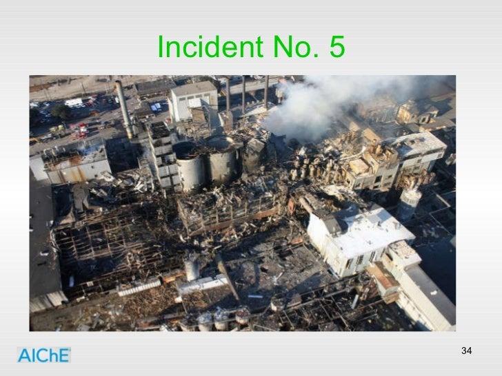 Incident No. 5