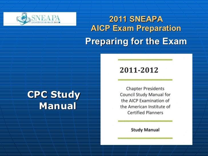 aicp exam prep package 2.0 pdf
