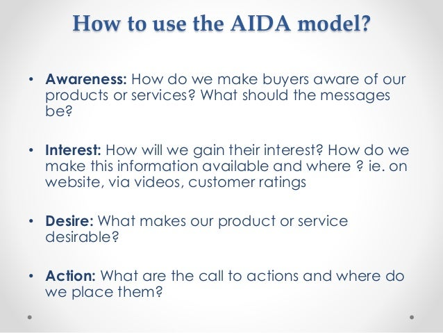 aida dagmar model for marketing communication in hospitality industry It wasn't so long ago that cable swaggered around the television industry as the according to the aida model chapter 12—marketing communications and.