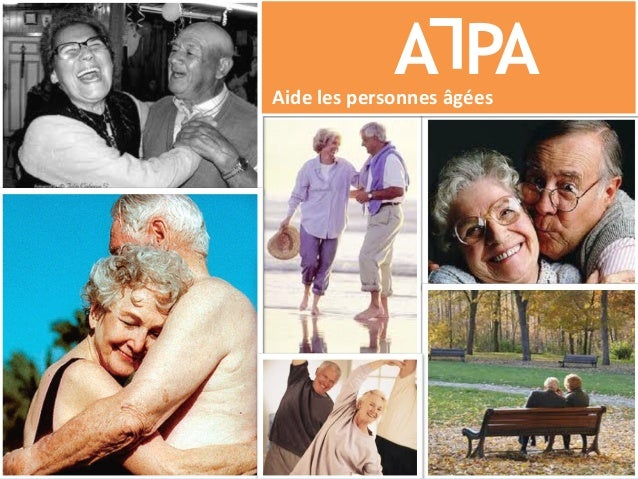 Aide les personnes âgées PA L A