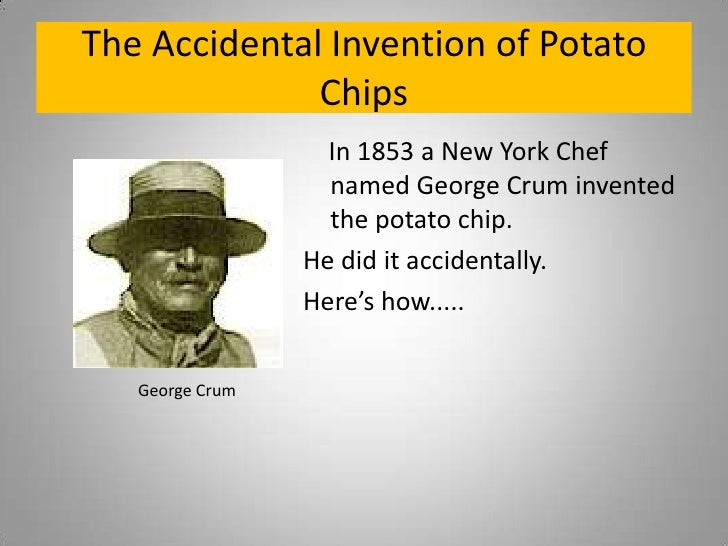 When Were Chips Invented
