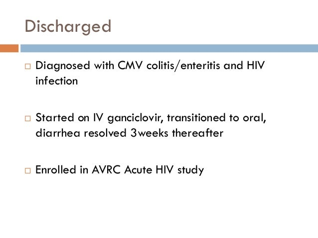 What Is Acute HIV Infection?