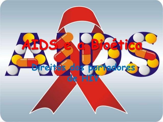 Direitos dos portadores de HIV