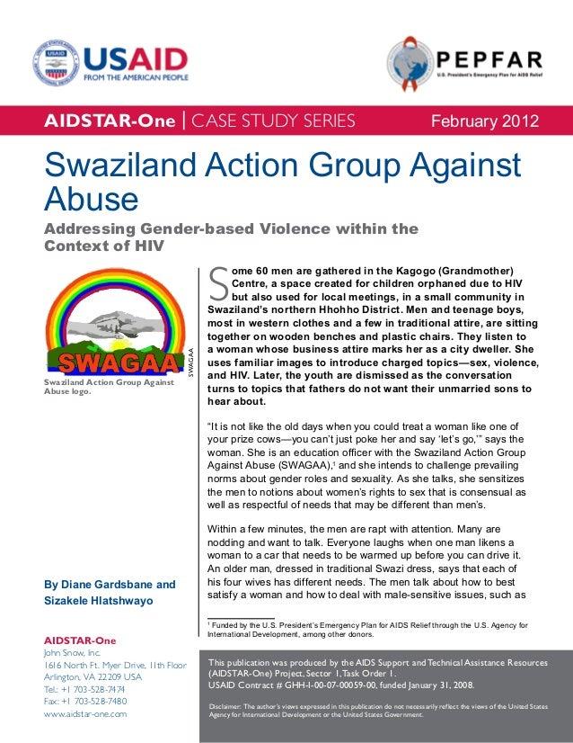 AIDSTAR-One   CASE STUDY SERIES                                                                                           ...