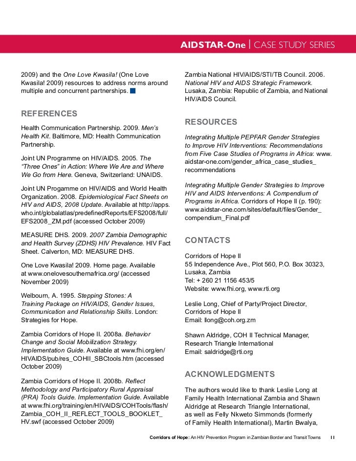 Gender in Psychology | Case Study Template